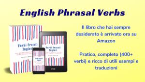 English Phrasal Verbs